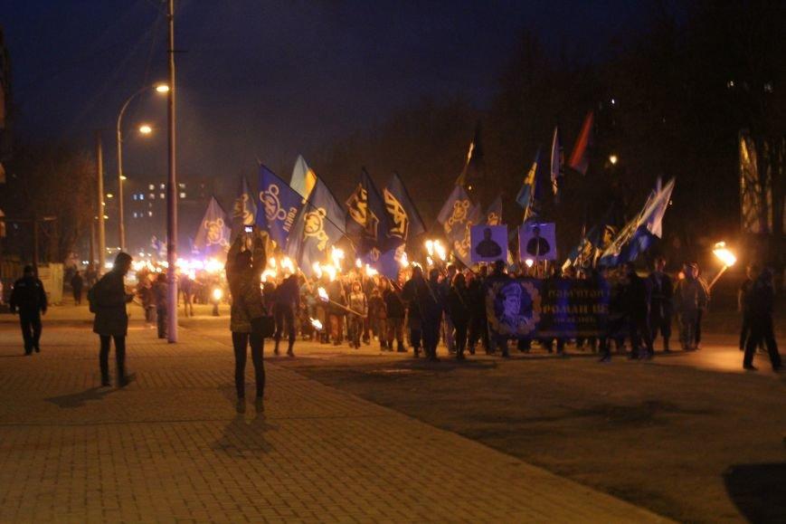 Смолоскипна хода у Кам'янці-Подільському (фоторепортаж), фото-6