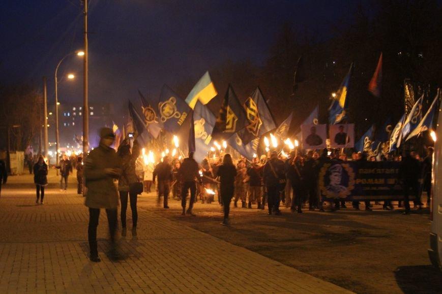 Смолоскипна хода у Кам'янці-Подільському (фоторепортаж), фото-7