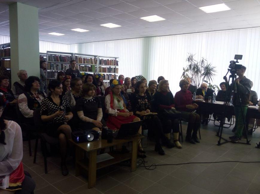 Впервые в стенах Покровской библиотеки прошел конкурс чтецов памяти Шевченко, фото-8