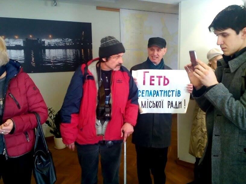 В Херсоне сотрудницу, отказавшуюся обслуживать капеллана на украинском языке, отстранят от работы? (фото, видео), фото-3