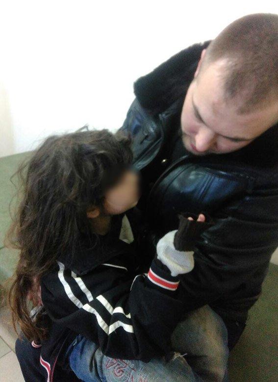 На Херсонщине полицейские разыскали потерявшуюся 6-летнюю девочку (фото), фото-1
