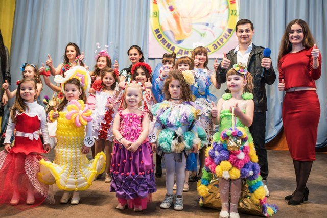 """Определены финалистки """"Мини-мисс Краматорск-2017"""", фото-1"""