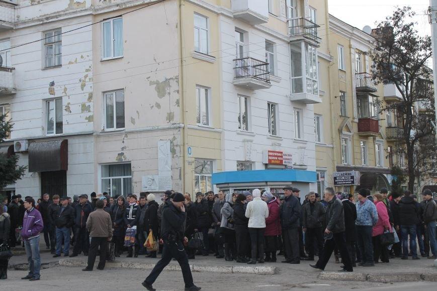 В Краматорске состоялся митинг против блокады ОРДЛО: тысячи граждан вышли на главную площадь, фото-2
