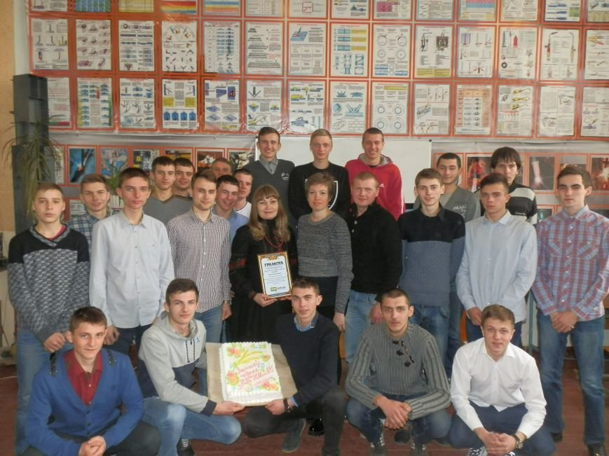 Поздравляем лучшую группу Новомосковского металлургического техникума, фото-3