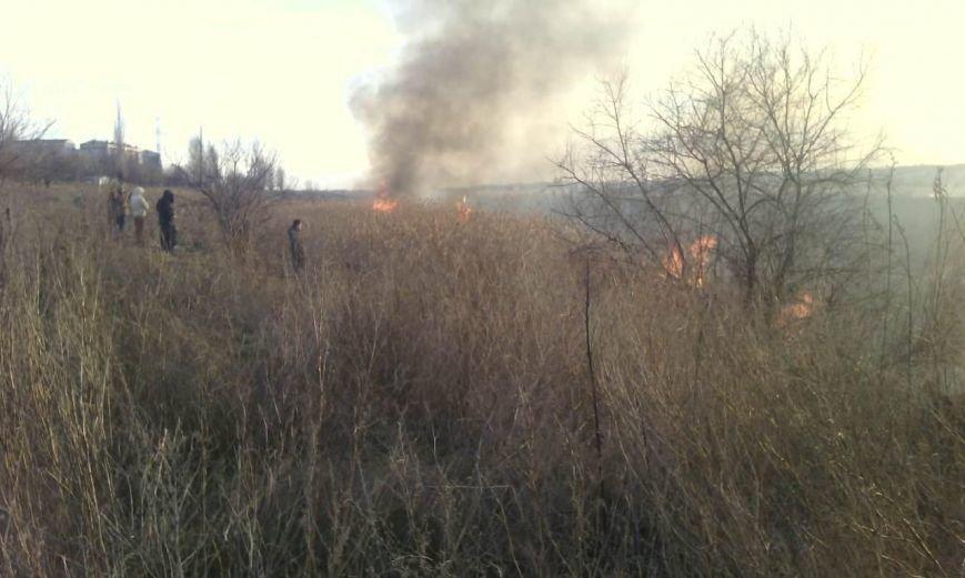 Херсонщина потерпає від пожеж в екосистемах (фото), фото-2