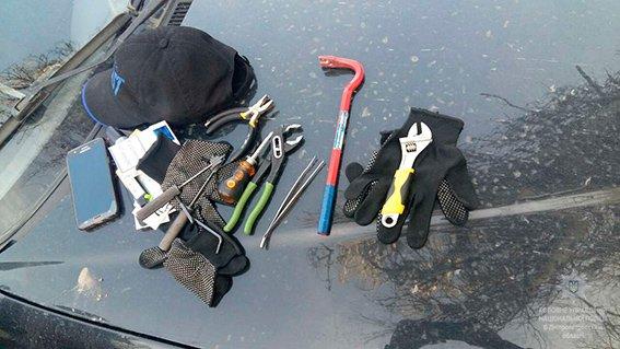 В Каменском поймали серийных домушников из Днепра, фото-2