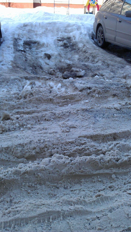 GOROD3466 и Управление муниципального контроля объявляет бой снежным препятствиям, фото-2