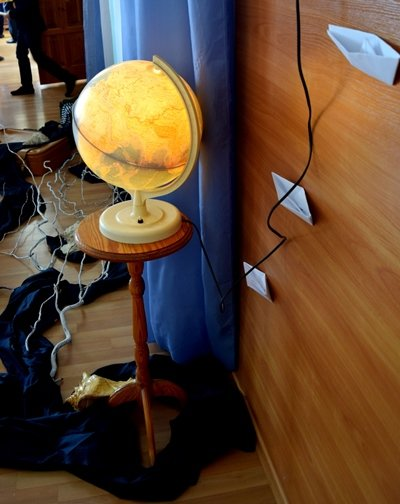 В гимназии Черноморска представили креативный «Морской проект» (фото), фото-11