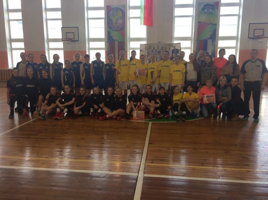 Полоцкие баскетболистки выиграли домашний турнир, фото-1