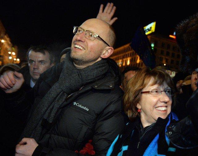 Яценюк 2013
