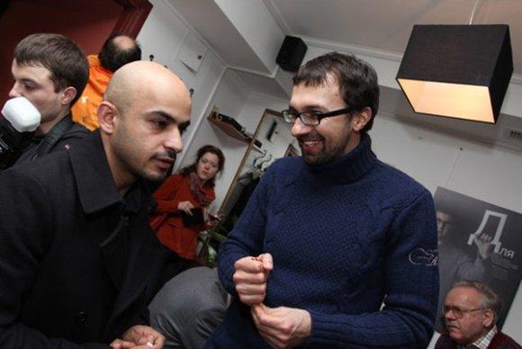 Лещенко та Найем 2013