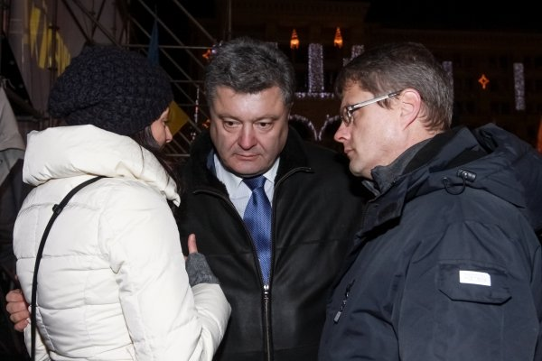 порошенко 2013