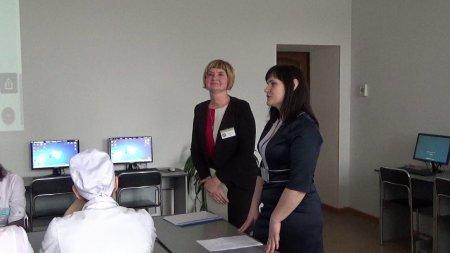 У Новоград-Волинському медичному коледжі відбулося чергове регіональне методичне об'єднання викладачів математики та інформатики, фото-1
