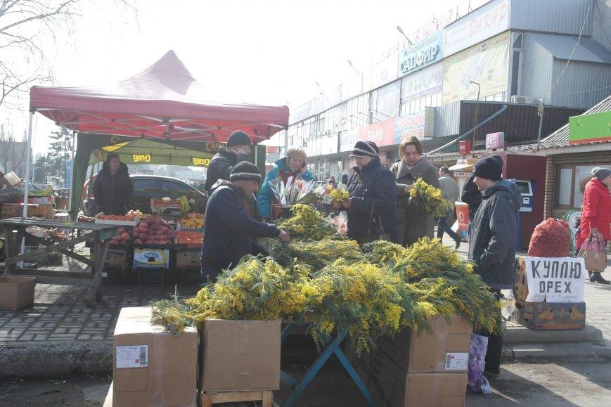 Розы, тюльпаны, орхидеи и мимоза: во сколько мужчинам Покровска обойдется букет на 8 марта?, фото-9