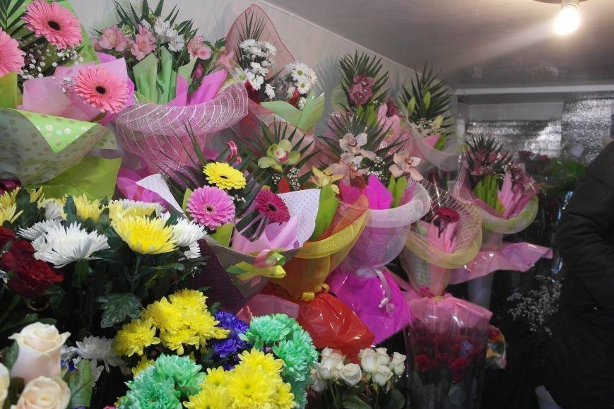 Розы, тюльпаны, орхидеи и мимоза: во сколько мужчинам Покровска обойдется букет на 8 марта?, фото-14