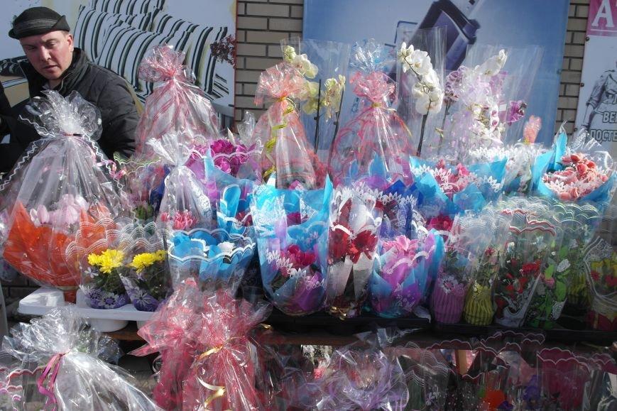 Розы, тюльпаны, орхидеи и мимоза: во сколько мужчинам Покровска обойдется букет на 8 марта?, фото-22