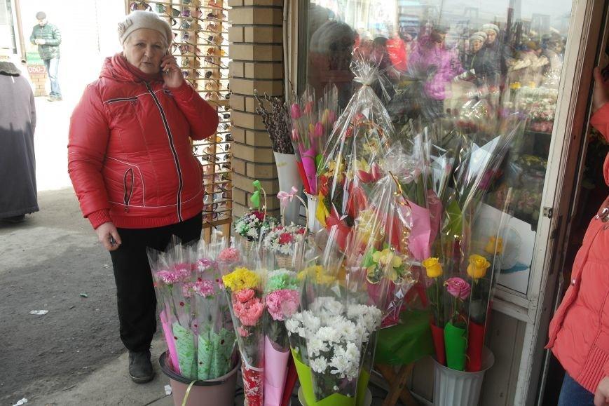 Розы, тюльпаны, орхидеи и мимоза: во сколько мужчинам Покровска обойдется букет на 8 марта?, фото-12