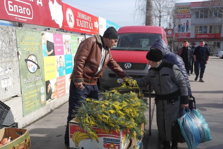 Розы, тюльпаны, орхидеи и мимоза: во сколько мужчинам Покровска обойдется букет на 8 марта?, фото-8