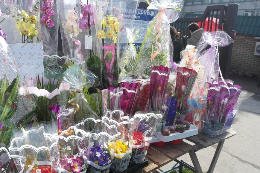 Розы, тюльпаны, орхидеи и мимоза: во сколько мужчинам Покровска обойдется букет на 8 марта?, фото-19