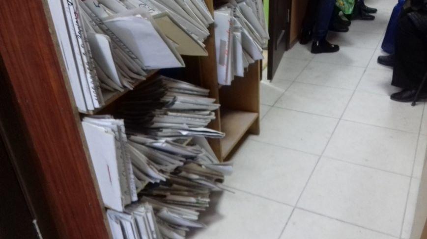 """Работники УТСЗН """"и в ус не дуют"""": куда пропадают документы краматорчан из базы?, фото-2"""
