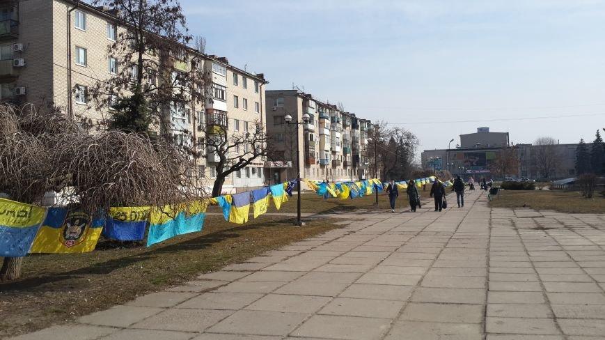 Новомосковск присоединился к акции «Велика Українська Хода», фото-4