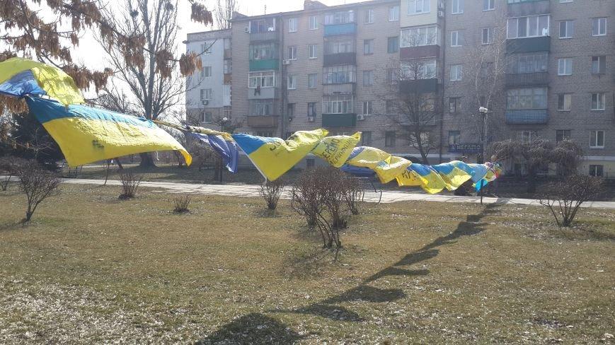 Новомосковск присоединился к акции «Велика Українська Хода», фото-2