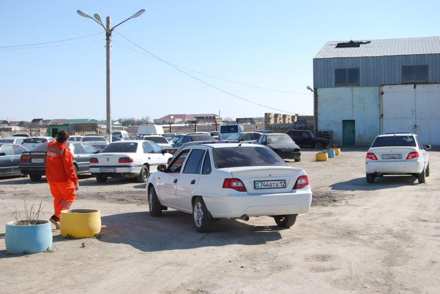 Актауские водители задолжали государству 12 миллионов тенге, фото-4