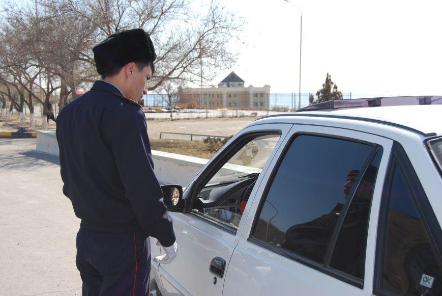 Актауские водители задолжали государству 12 миллионов тенге, фото-3