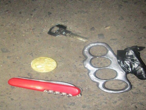 У Мукачеві КОРД затримав бандитів зі зброєю, які планували напад на інкасаторів: фото, фото-1