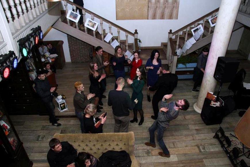 В Херсоне «Поэтический шкаф» отпраздновал первую годовщину (фото), фото-1