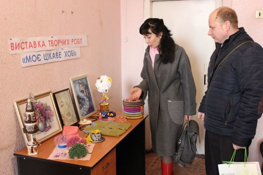 Сотрудники управления Пенсионного фонда в Покровске продемонстрировали свои таланты, фото-5