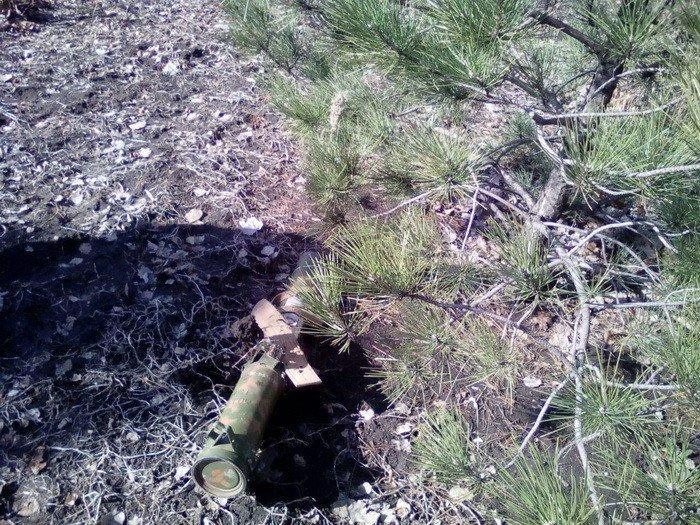 В Бахмутском районе СБУ обнаружила тайники с оружием и взрывчаткой, фото-3