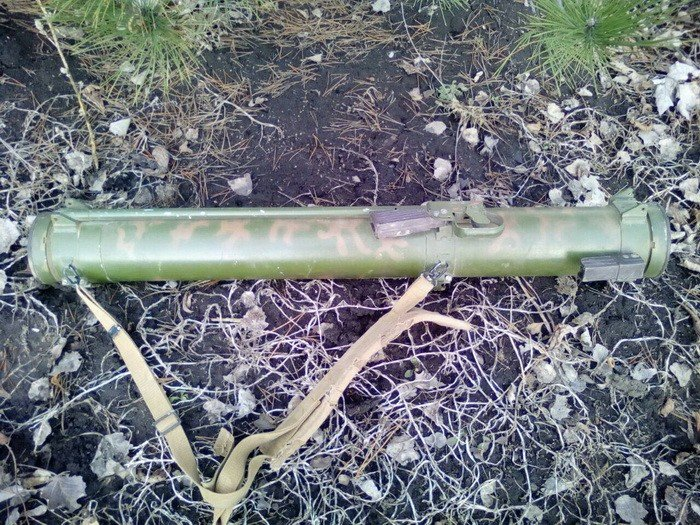 В Бахмутском районе СБУ обнаружила тайники с оружием и взрывчаткой, фото-4