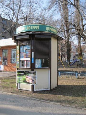 У Кременчуці таксист завадив чоловікові обікрасти лотерейний кіоск, фото-1