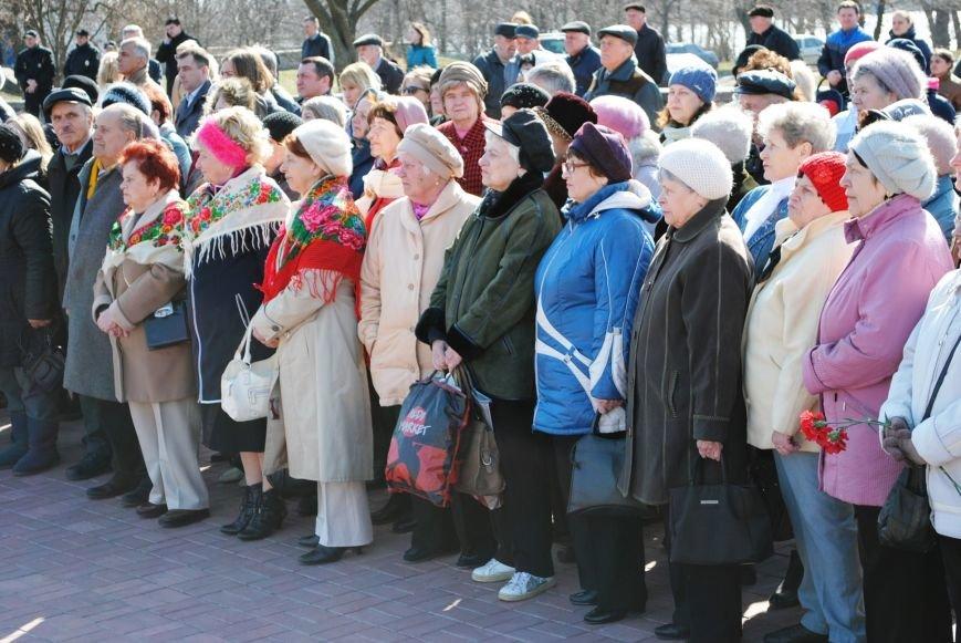День рождения Кобзаря кременчужане отметили стихами и песнями (ФОТО), фото-6