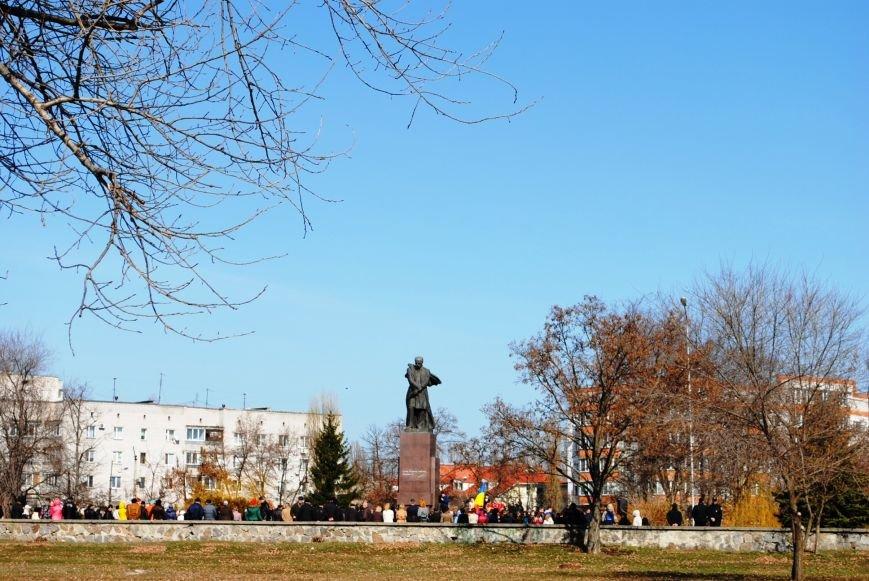 День рождения Кобзаря кременчужане отметили стихами и песнями (ФОТО), фото-12