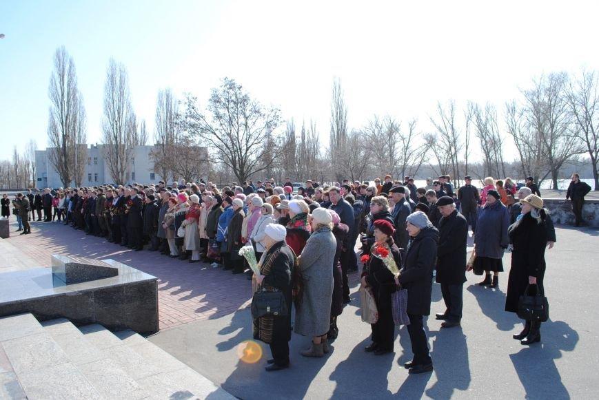День рождения Кобзаря кременчужане отметили стихами и песнями (ФОТО), фото-1