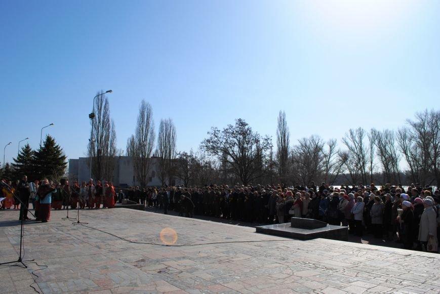 День рождения Кобзаря кременчужане отметили стихами и песнями (ФОТО), фото-11