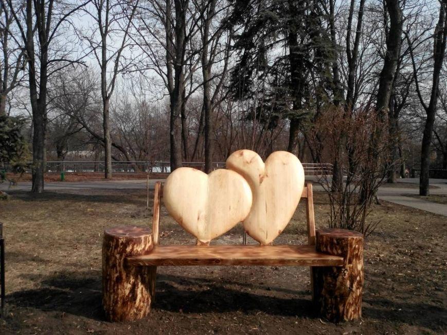 В Киеве появилась лавочка для влюбленных (ФОТО), фото-2