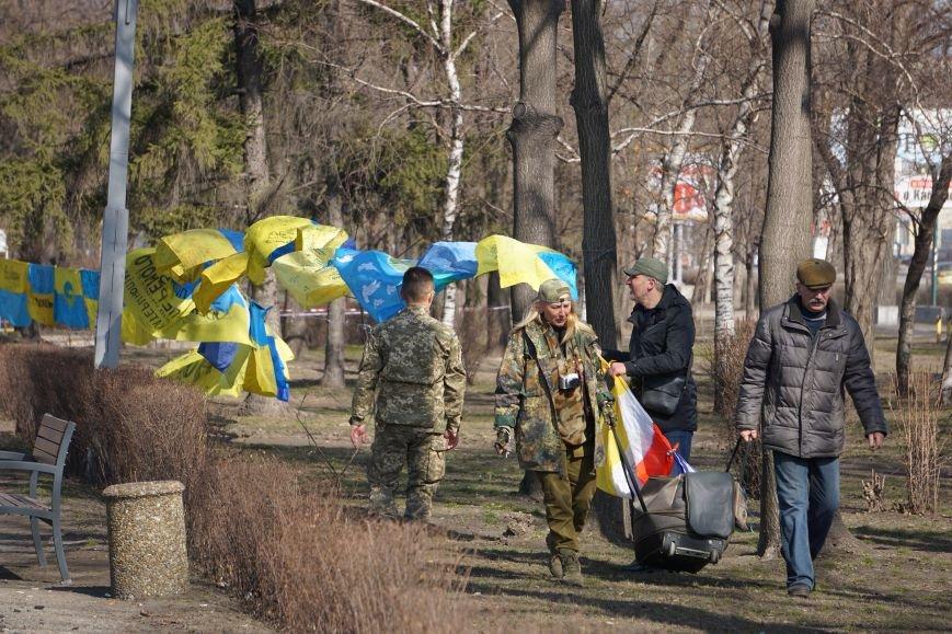 Каменское присоединилось к акции «Велика українська хода», фото-3