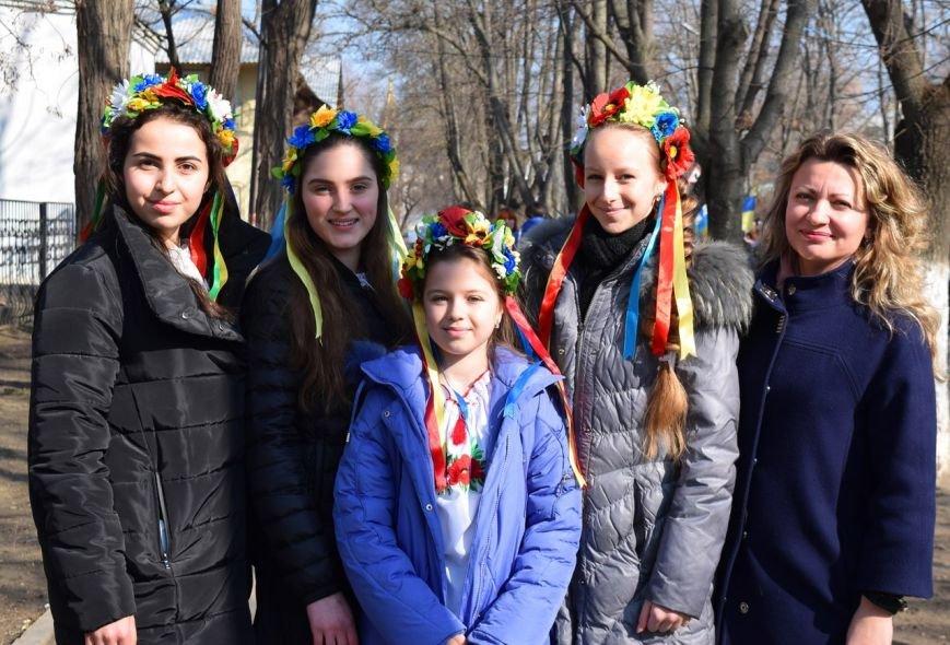 В Черноморске прошла церемония, посвящённая Тарасу Шевченко (фото), фото-1