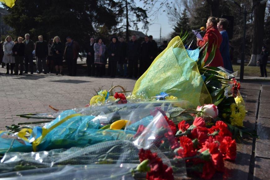 В Каменском отметили день рождения Тараса Шевченко, фото-15