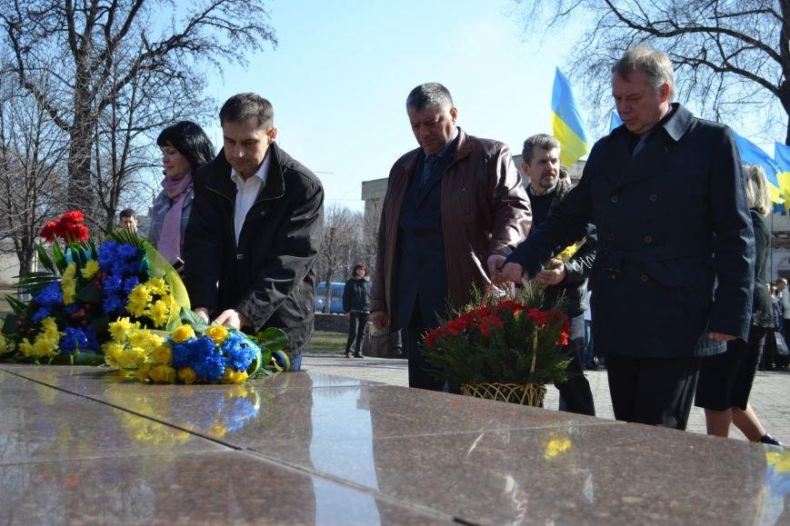 В Каменском отметили день рождения Тараса Шевченко, фото-10