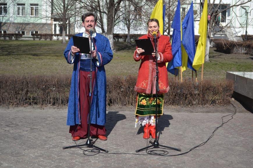 В Каменском отметили день рождения Тараса Шевченко, фото-3