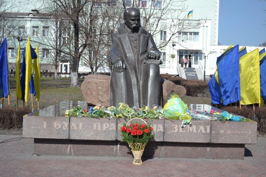 В Каменском отметили день рождения Тараса Шевченко, фото-14