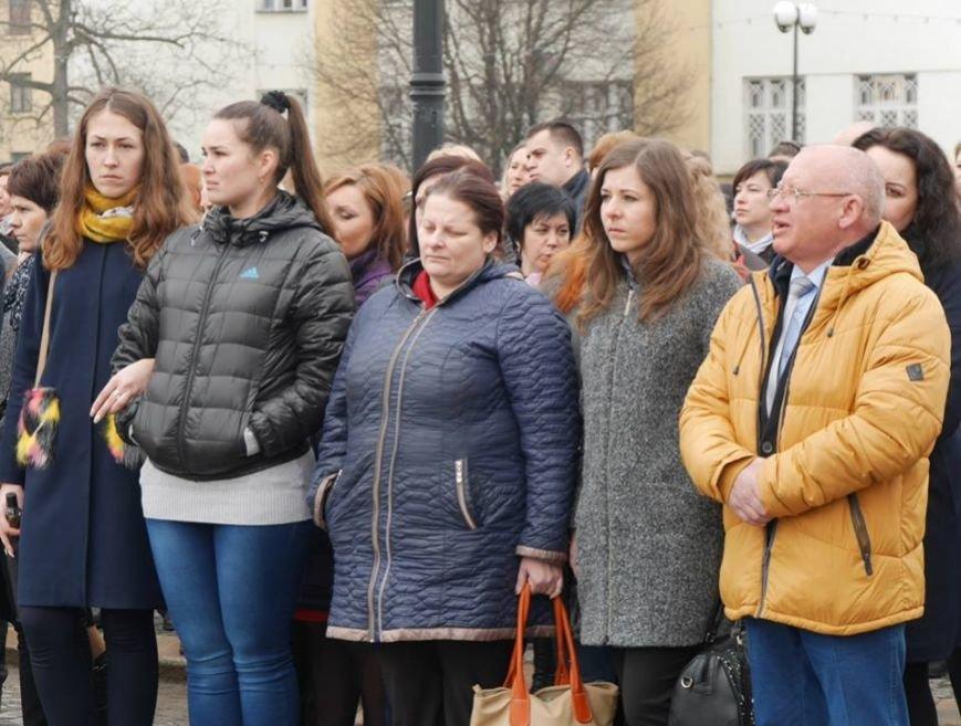 В Ужгороді відзначили 203-ю річницю з дня народження Кобзаря: фото, фото-8
