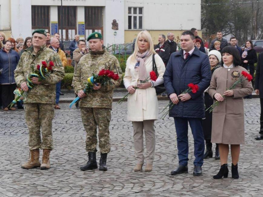 В Ужгороді відзначили 203-ю річницю з дня народження Кобзаря: фото, фото-7