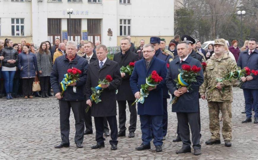 В Ужгороді відзначили 203-ю річницю з дня народження Кобзаря: фото, фото-5