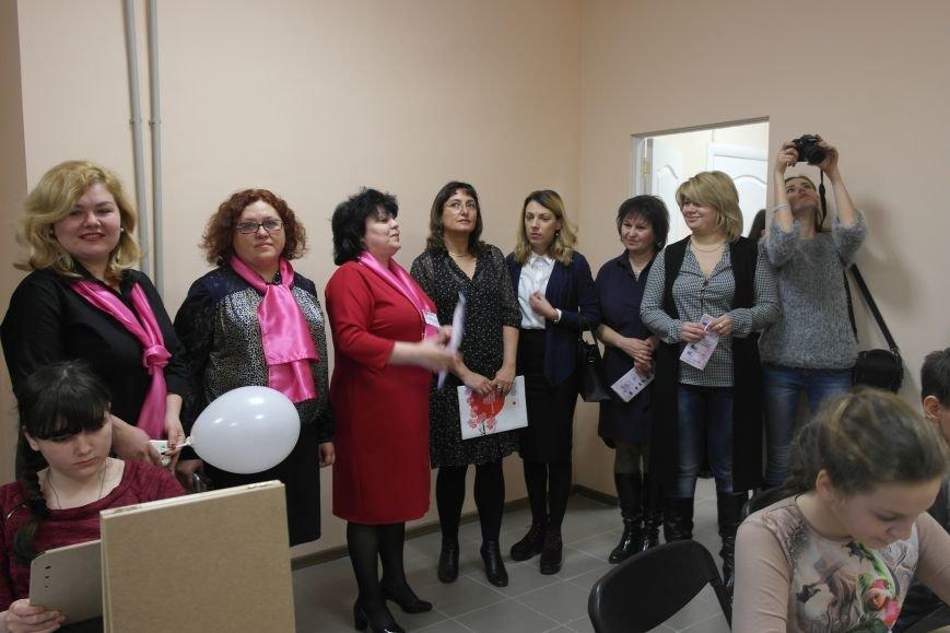 В Покровске торжественно открыли социокультурный центр «Покровская сакура», фото-9