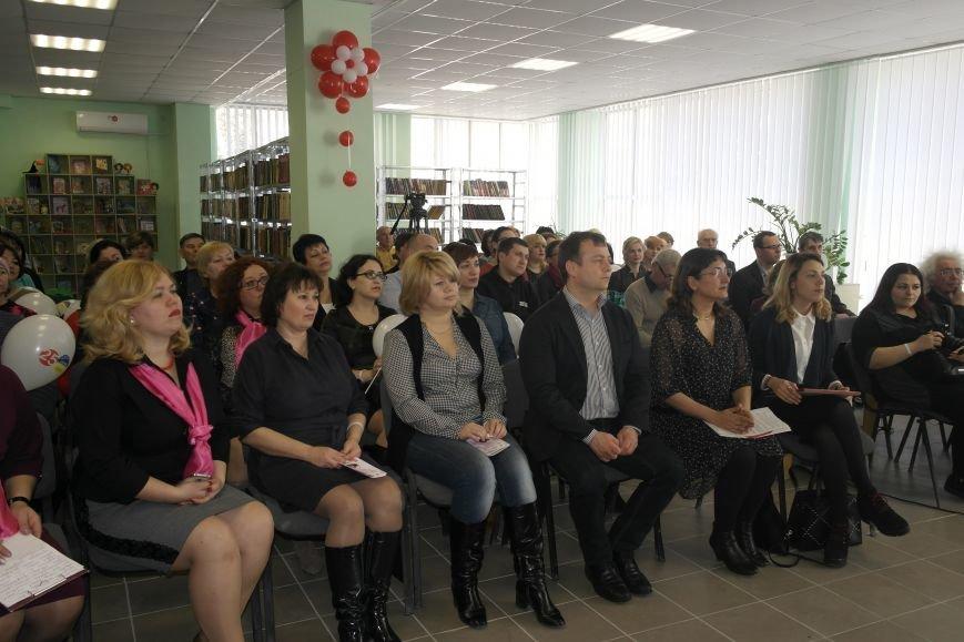 В Покровске торжественно открыли социокультурный центр «Покровская сакура», фото-15